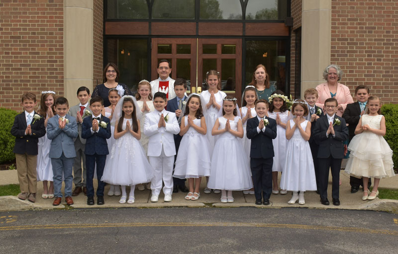 First Communion 2019