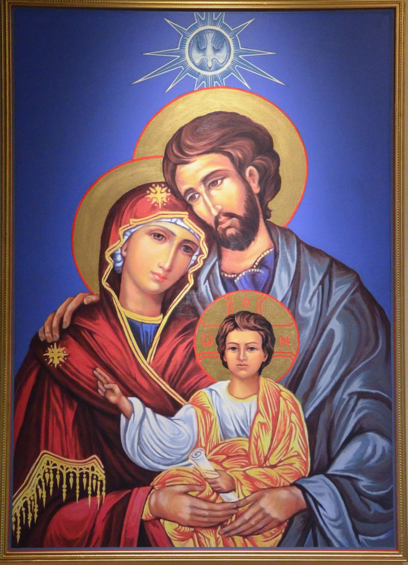 Holy Family Photo