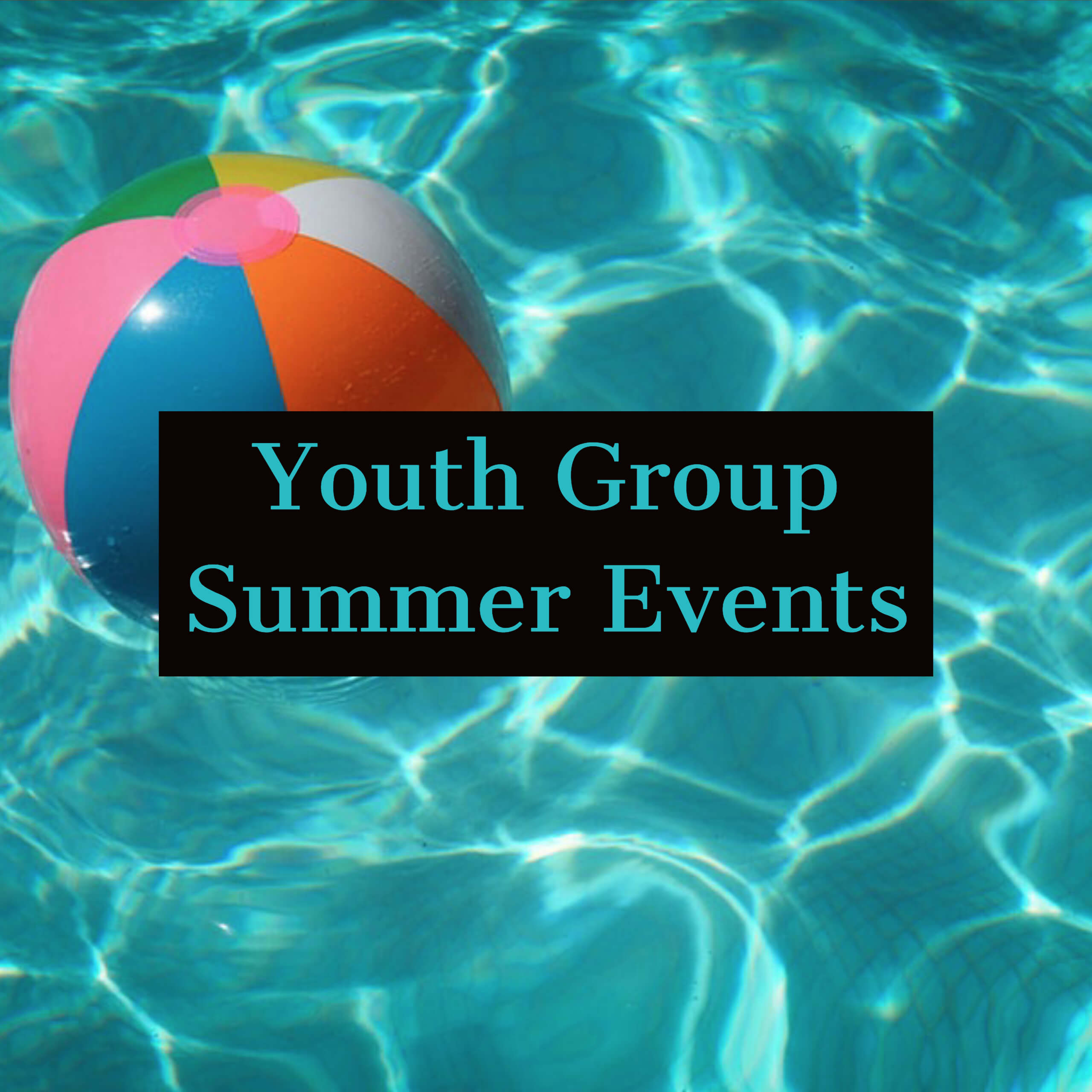 Youth Group Summer