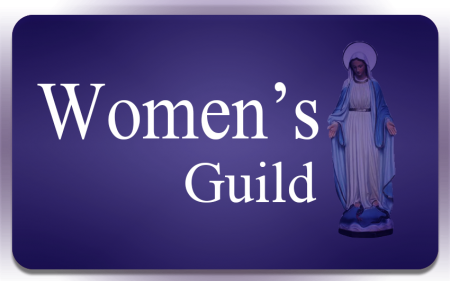 women's Guild button